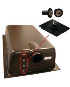 Icon Technologies Tank Well Nut / Level Sensor - Well Nut/Level Sensor Assembly