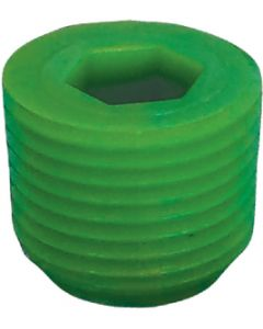 Spin Fitting Plug 3/8 Mpt - Fresh Water Tank Spin Weld Fittings