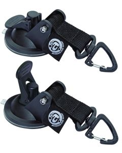 Airhead SUP Suction Cup Tie Downs, 2-Pack
