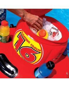 SportsStuff 16 Quart Cooler, 12 Cans Capacity Float Cooler