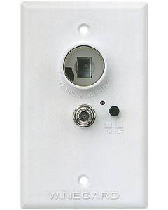 Winegard Co Wall Plate Amplifier - Signal Amplifier