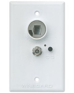Winegard Co Pol White Power Supply - Power Receptacles