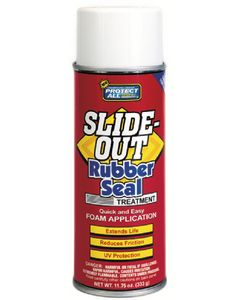 Slide-Out Rubber Seal Treat. - Rv Slide-Out Rubber Seal Treatment