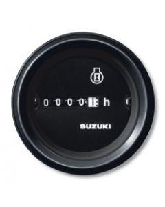 """Suzuki 2"""" Black Hour Meter 34500-93J00"""