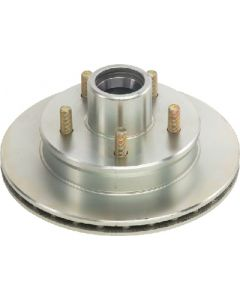 UFP by Dexter Single Boxed Hub And Rotor