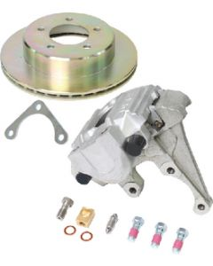 UFP by Dexter Ventilated Rotor With Caliper Kit