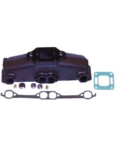 Sierra 18-1953-2 Exhaust Manifold w/ Mounting Package for Mercruiser Stern Drive