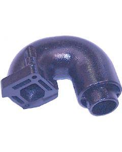 Sierra - 18-1975-1 Exhaust Manifold Elbow Riser for Mercruiser   replaces 95864A2, 12076A1, 12076A2