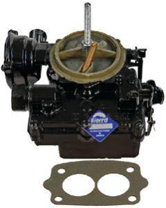 Sierra Omc 2 Bbl Carburetor - 18-7608-1