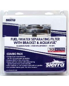 Sierra 18-7983-2 Fuel Water Separator Filter With Bonus Pack