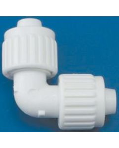 Elkhart Supply Co 1/2 X1/2  Flair-It - Flared- Cone & Nut Fittings