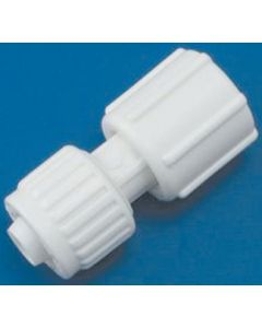 Elkhart Supply Co 1/2 X1/2  Fpt Swivel Coupling - Flared- Cone & Nut Fittings