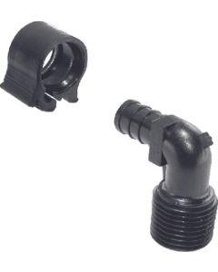 Male Elbow 1/2 - Pexlock Plumbing Fittings