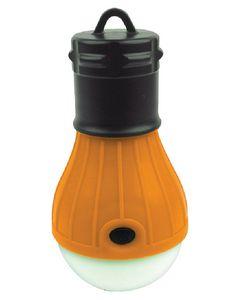 Teardrop LED Mini-Lantern Orange
