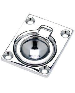 Seachoice CP Zinc Flush Pull Ring