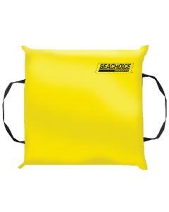 Seachoice Foam Safety Cushion, Yellow
