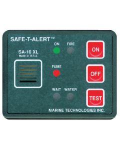 Seachoice Fume Fire Flood Detector