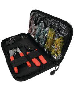 Seachoice Waterproof Wiring Kit w/Zip-Case & Tools