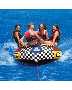 "SportsStuff Big Bertha 68"" 4-Person Boat Tube"