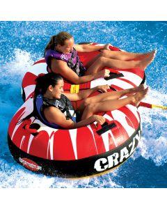 SportsStuff CRAZY-8 Boat Towable 2-Person