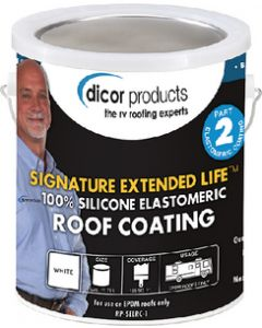 Epdm Roof Coating Tan 1/Gal - Signature Extended Life Rv Roof Coating&Trade;