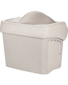 "Lippert Platinum Series Pontoon Furniture 34"" Helm Station"