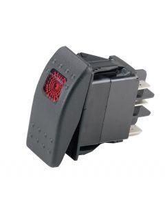Marine Sealed Lighted Rocker Switches - Marinco