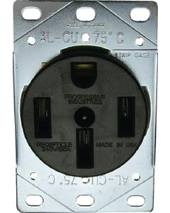 Adapter - 50 Amp Dead Front Receptacle