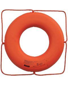 Cal-June 24 Orange Ring Buoy W/O Strap