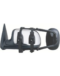 Mirror-Rachet Mount Towing - Extra Large Clip-On Towing Mirror