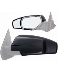K-Source Snap On Mirror 2014 Chevy - 80910 Snap-On Towing Mirrors