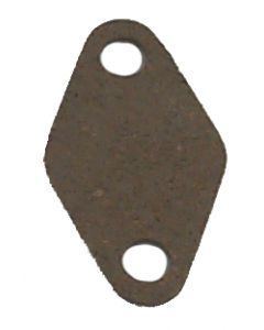 Sierra Thermostat Connector Cover Gasket - 18-0667-9