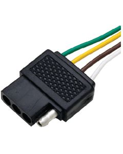 FulTyme RV Trailer Connector - 4 Pin