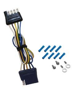 FulTyme RV 5-Way Flat Connector