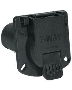 FulTyme RV 7-Way Round Rv-Style Connectors