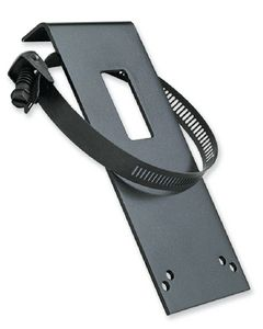 FulTyme RV 6 And 7-Way Round Connector Attachment Bracket With Clamp