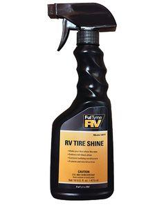 Rv Tire Shine 16Oz - Rv Tire Shine