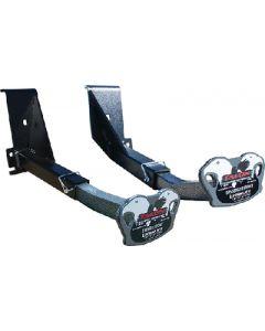 Alum. Rear Tie Downs-Ford - Talon Aluminum Camper Tie Downs