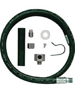 Jabsco Permanent Oil Drain Kit