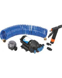 Jabsco Washdown Pump Kit, 4 GPM, 12V