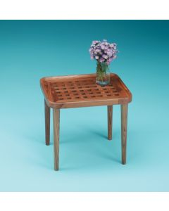 Whitecap Teak Boat Tables