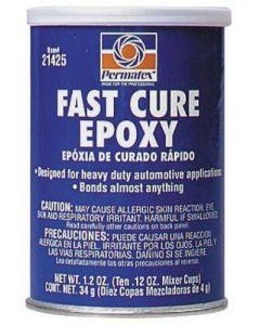 Permatex Fast Cure Epoxy