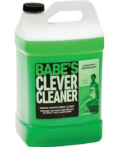 Babe's Clever Cleaner, Gal., 4/case
