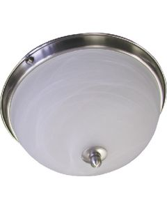 Light-Low Profile Dome Dinette - Traditional Dinette Light