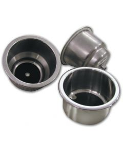 Manufacturers Select 316 Stainless Steel Drink Hldr - Hydra&Trade; Stainless Steel Drink Holder