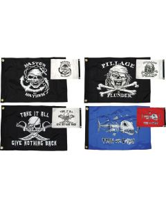 Taylor Made Flag, Pillage and Plunder