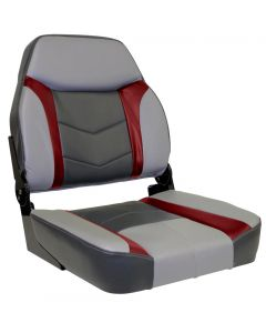 "Wise 3300 - Commander 17"" High Back Folding Seat"