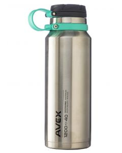 Avex Fuse Stainless 40 oz. Water Bottle