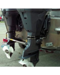 EZ-Steer Auxiliary Outboard to Outboard Steering Kit EZ-60004