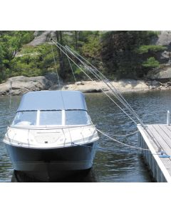 Dock Edge Dock-Side Premium 8' Mooring Whip 3200-F